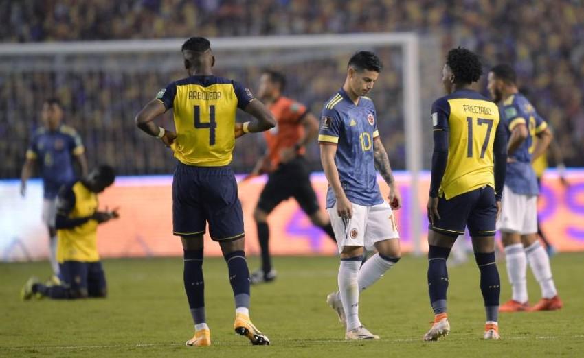 موعد مباراة كولومبيا والاكوادور كوبا امريكا