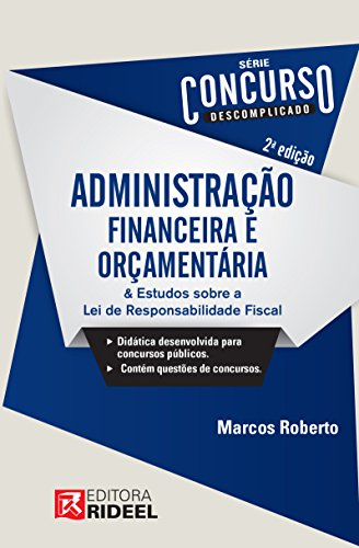 Concurso descomplicado: Administração Financeira e Orçamentária
