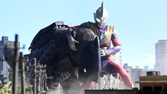 Ultraman Trigger Episode 10 Subtitle Indonesia