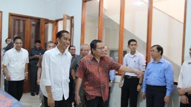 Kalimat Jokowi ke Rizal Ramli: Kalau Cuma Modal Berani, ya Preman