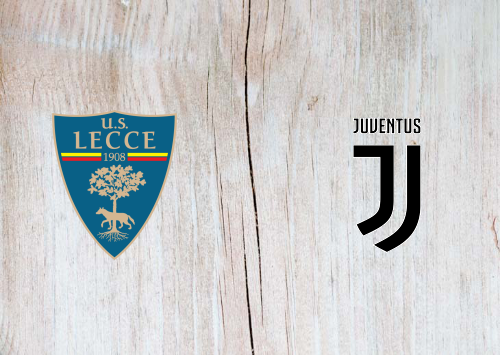 Lecce vs Juventus -Highlights 26 October 2019