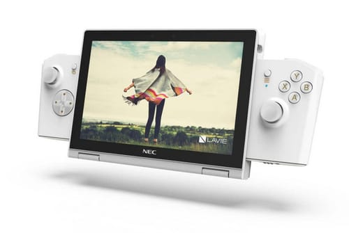 Lavie Mini: the laptop as a gaming console