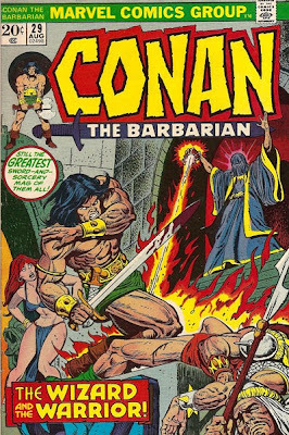 Conan the Barbarian #29