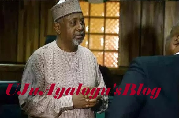 Metuh's trial: Court strikes out Dasuki's application against subpoena