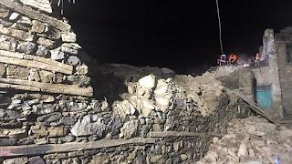 وزير البيئة التركي: 30 مبنى دمرها الزلزال بولايتين