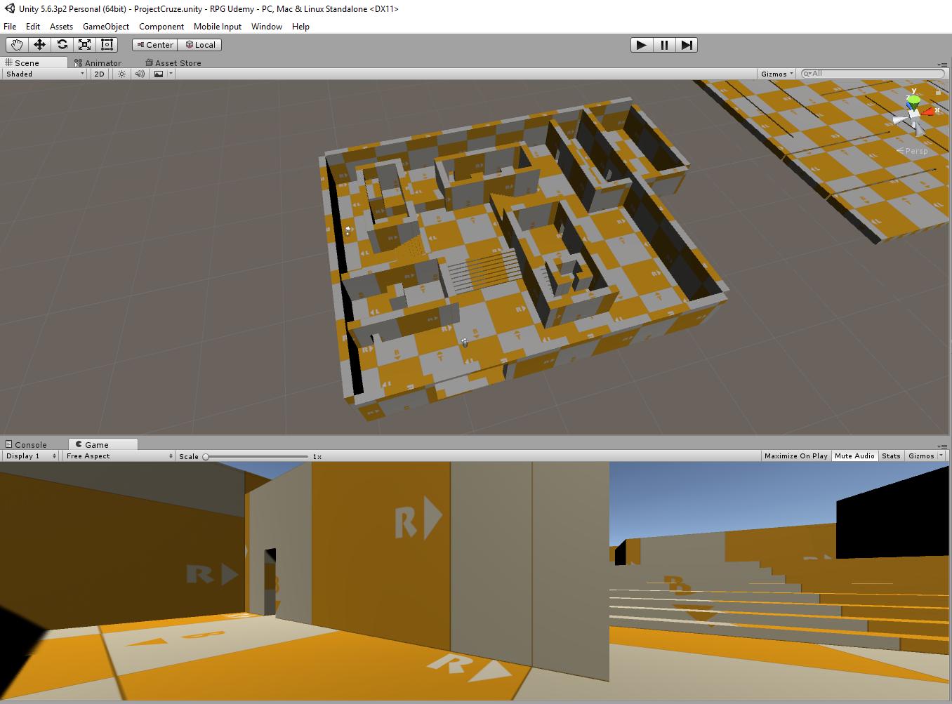 Limping Flower Games Blog: SabreCSG Level Design Tool Initial