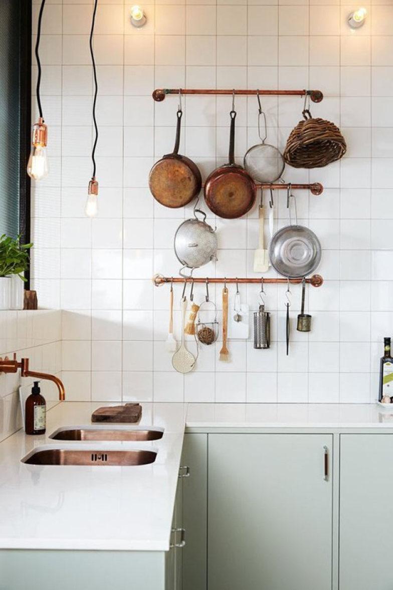 Decoração Escandinava Cozinha
