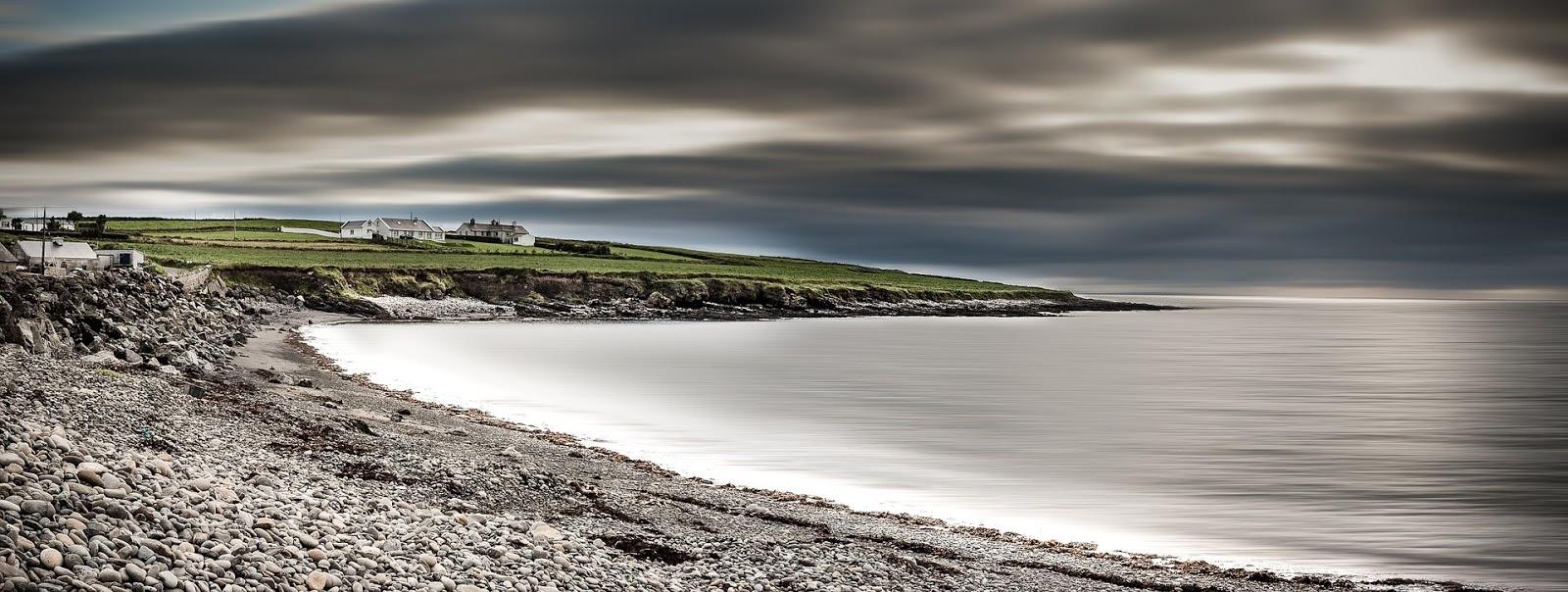 Irish scenic picture