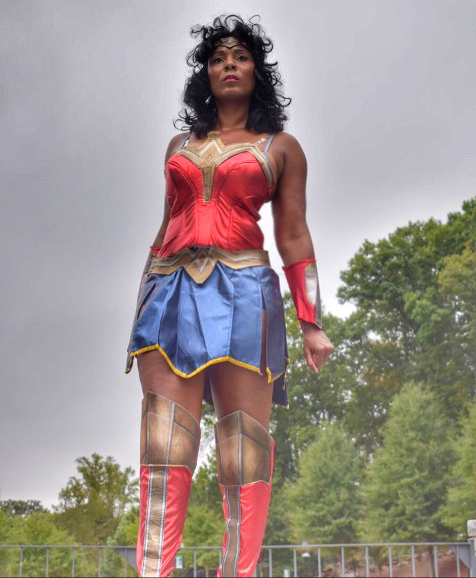 Wonder Woman Halloween