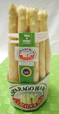 Asparagi bianchi di Cimadolmo Igp