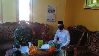 Jalin Silaturahmi Babinsa Paiton Laksanakan Anjangsana Ke Pondok Pesantren