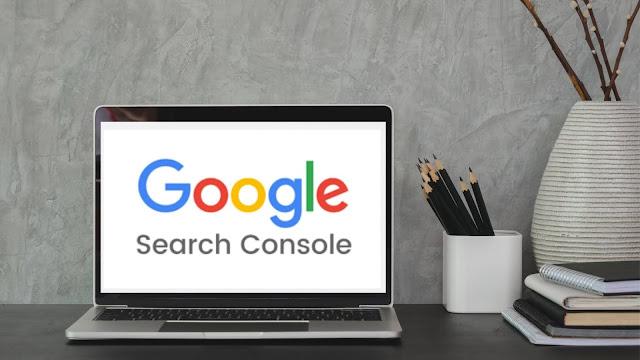 Belajar SEO Google Search Console