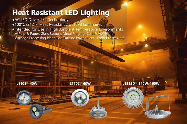 Heat Resistant LED Lighting_THT-EX