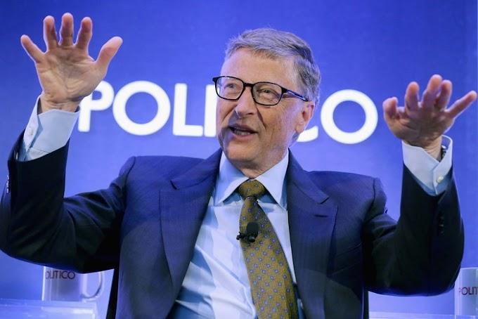 Ramalan Baru Bill Gates Ketika Dunia Akan habis Corona