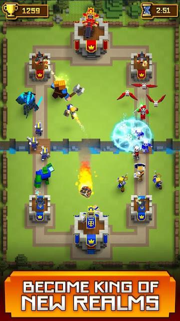 Royale Clans – Clash of Wars mod APK unlimited money