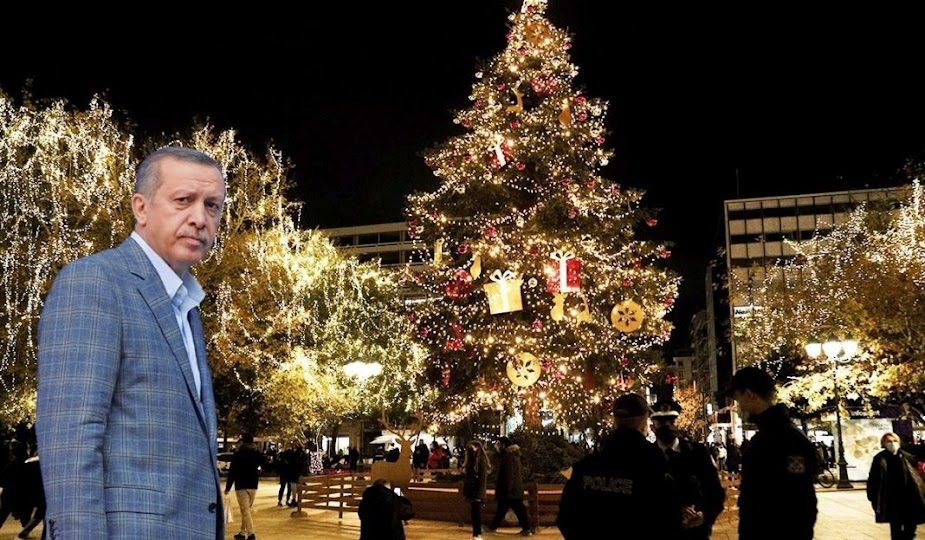 Ρεσιτάλ κυνισμού από τον Τούρκο πρόεδρο