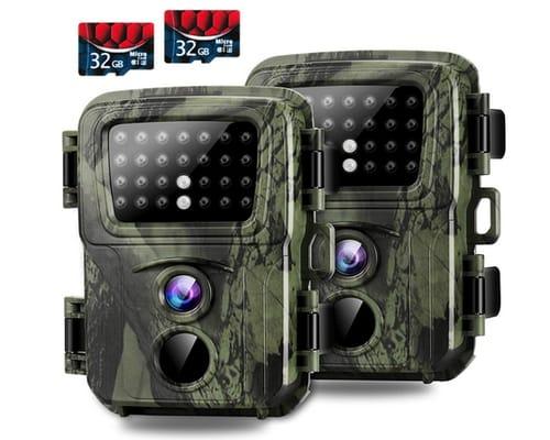 AiBast MINI600 20MP 1080P Mini Trail Camera