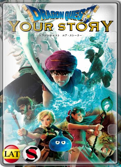 Dragon Quest: Tu Historia (2019) HD 720P LATINO/JAPONES