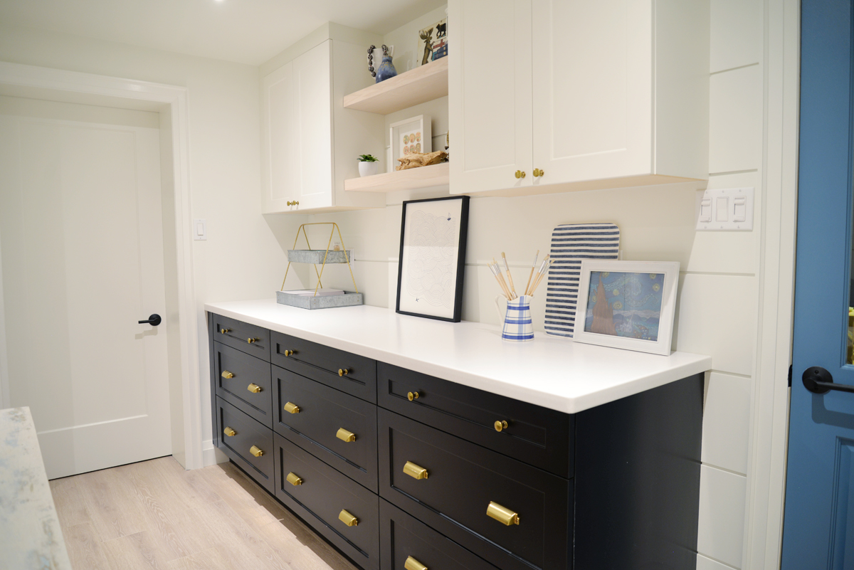 craft room design, craft room furniture, craft room layout