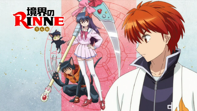 Download OST Opening Ending Anime Kyoukai no Rinne (TV) 3rd Season Full Version