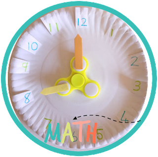 telling time game for kindergartners