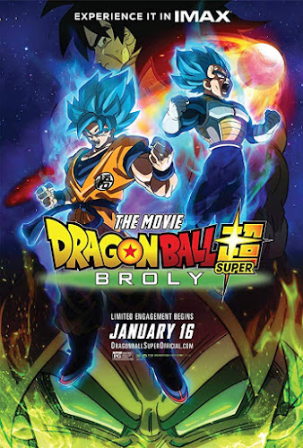 Dragon Ball Super: Broly (BRRip 1080p Dual Latino / Japones) (2019)