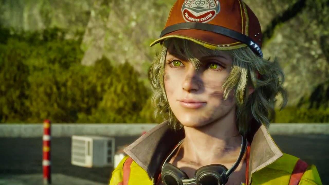 Cid faz sua primeira aparição no novo trailer de Final Fantasy XV
