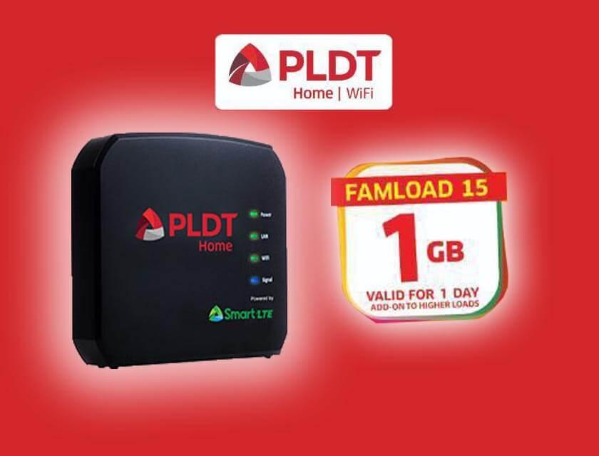 PLDT Famload 15