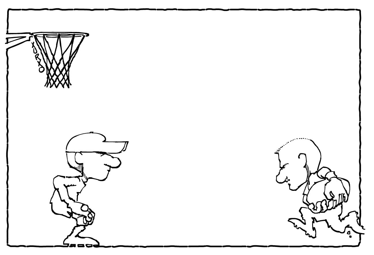 basquet, futbol y rugby