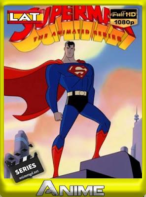 Superman: La Serie Animada (1996) Temporada 1 LatinoHD [1080P] [GoogleDrive] DizonHD