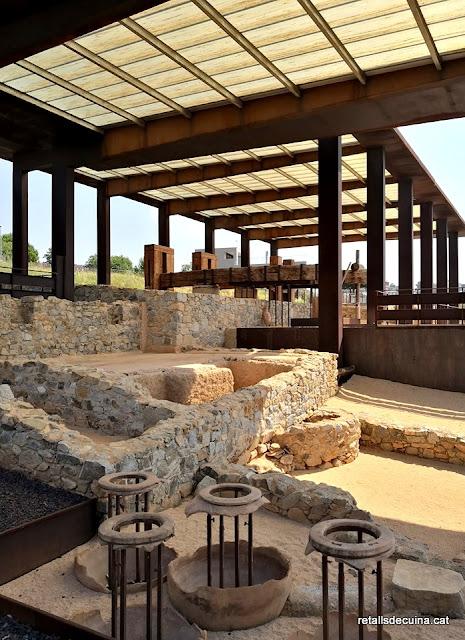 La Cella Vinaria i el Centre Enoturístic i Arqueològic de Vallmora