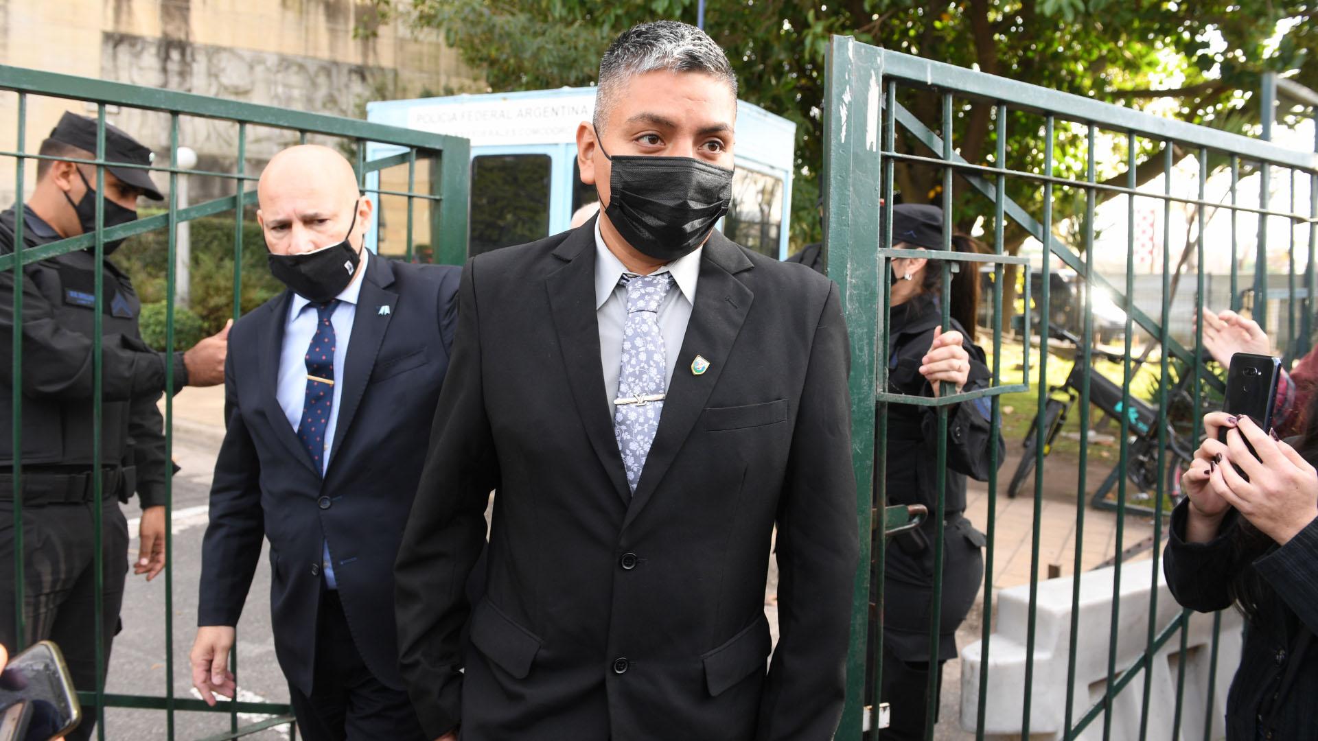 """Dos años de prisión en suspenso para Luis Chocobar por """"homicidio con exceso"""""""