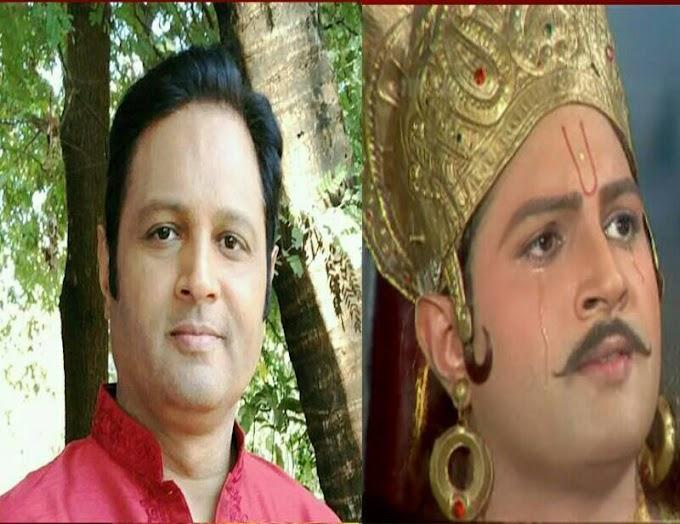 Shri Krishna Cast - Sandeep Mohan Biography in Hindi