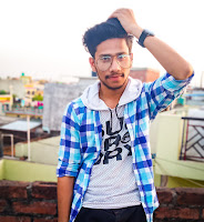 27th  indian top blogger faraz khan picture