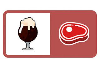 ¿Cuál es el maridaje para una cerveza estilo Quadrupel?