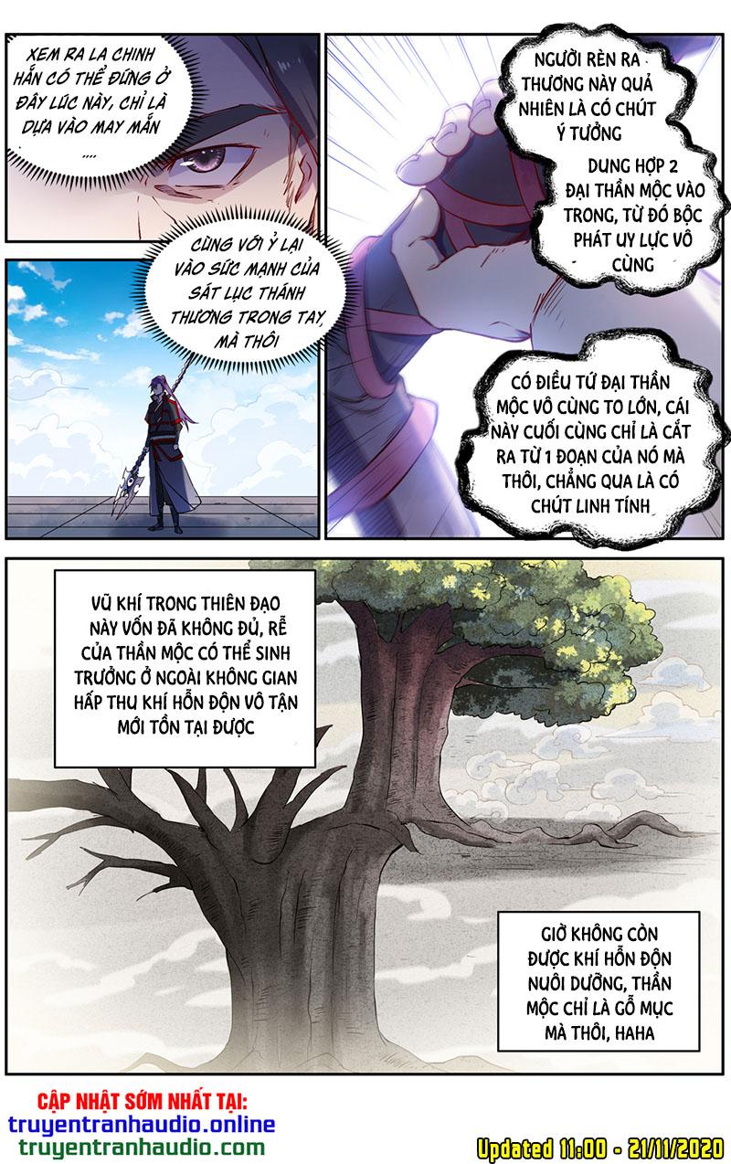 Bách Luyện Thành Thần chap 655 - Trang 8