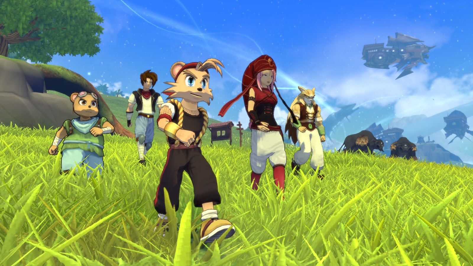 New Games: SHINESS - THE LIGHTNING KINGDOM (PC, PS4, Xbox One)