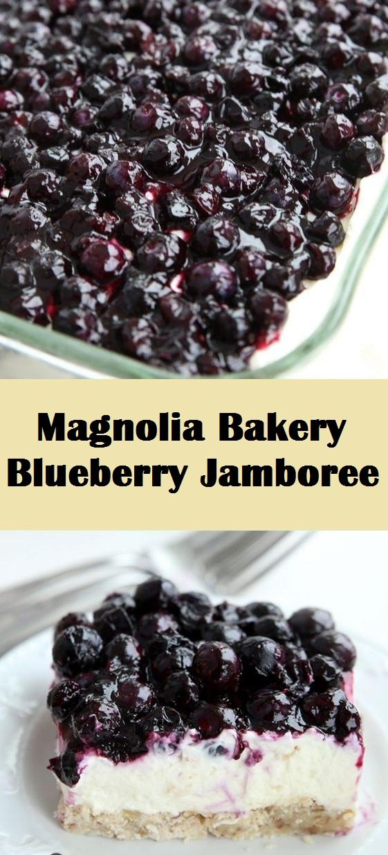 Magnolia Bakery Blueberry Jamboree