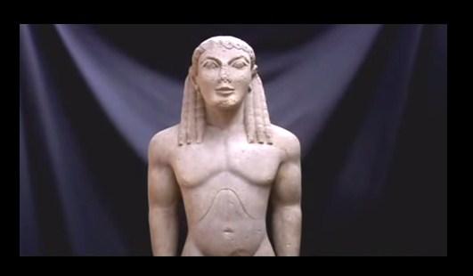 Πώς η  ελληνική τέχνη δημιούργησε κάτι πιο ανθρώπινο από τον άνθρωπο