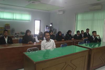 Kemenag Tanjungbalai Terima PKL Siswa SMK Al Washliyah