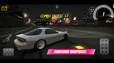 Drift Horizon Online v 5.1.1 Mod Apk (Money)