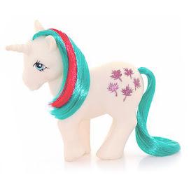 MLP Gusty Year Three Unicorn Ponies II G1 Pony