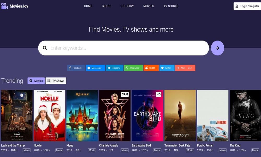 moviesjoy website streaming movie update url