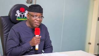 APC Suspends Ekiti Governor, Fayemi