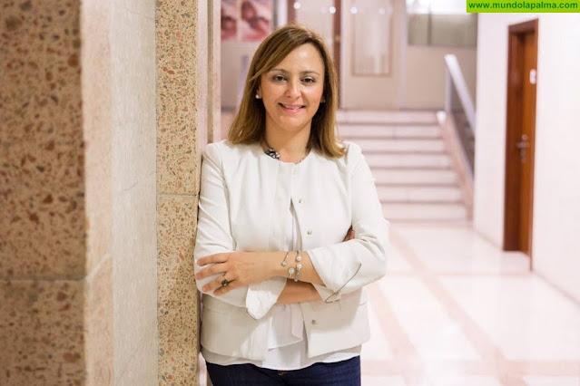 """Nieves Lady Barreto: """"El consejero de Sanidad tiene que dar explicaciones de cómo se está gestionando el Hospital de La Palma"""""""