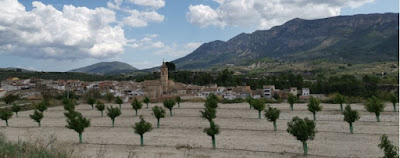 Gorga, provincia de Alicante.