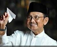 Mendengarkan Pengakuan Ini dari Presiden Soeharto, Tangis Habibie Pecah