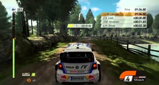 World Rally Championship 4
