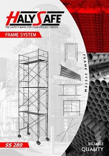 produksi dan penjualan scaffolding dan kontruksi di banjarmasin