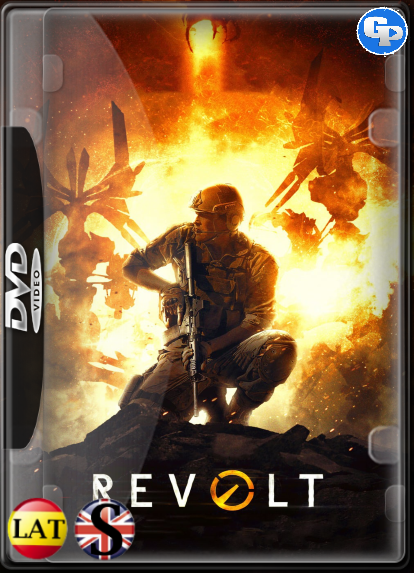 Revolt (2017) DVD5 LATINO/INGLES